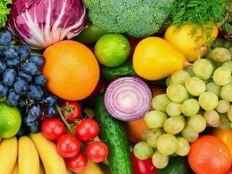 Fruit and Vegetables in Vitamins Advertised on Fox
