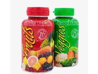Nature Balance Vitamins by Dr Howard