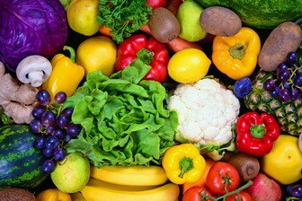 Raw fruit and vegetable pills