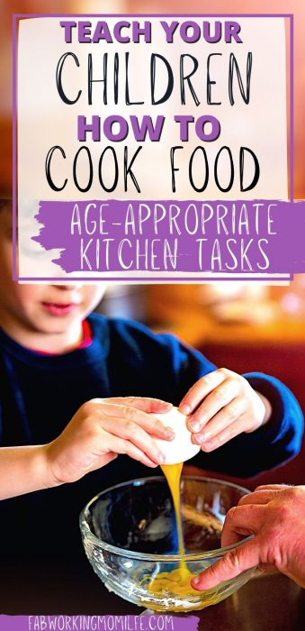 Age-Appropriate Cooking Tasks for Kids