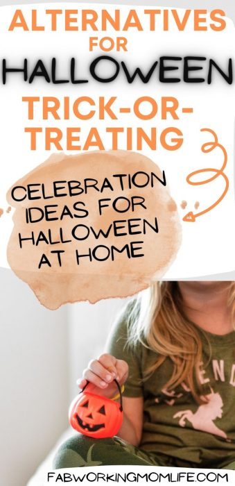 alternatives for Halloween trick-or-treating