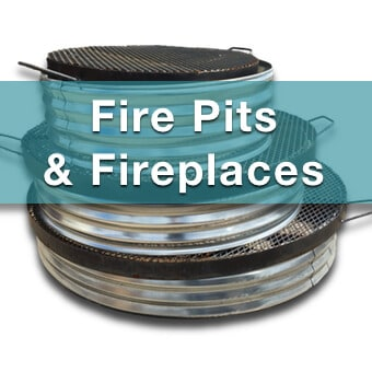 fire-pits outdoor fireplaces for sale at suburban landscape supply
