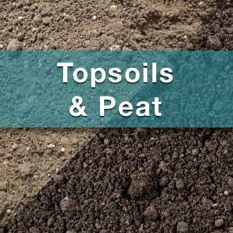 screened topsoil and peat for sale from suburban landscape supply