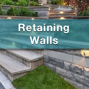 retaining wall stones for sale from suburban landscape supply