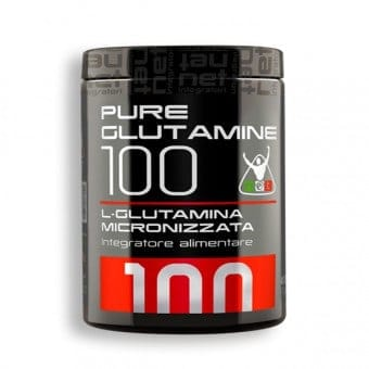 Pure Glutamine  100 400g
