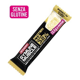 GYMLINE MUSCLE HIGH PROTEIN BAR  32% (TUTTI I GUSTI)