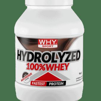 HYDROLYZED 100% WHEY 750g