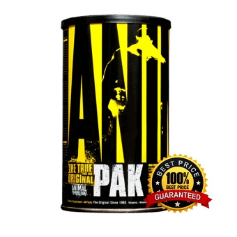 Animal Pak 44 pack USA