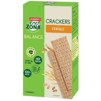 Crackers Balance Cereals
