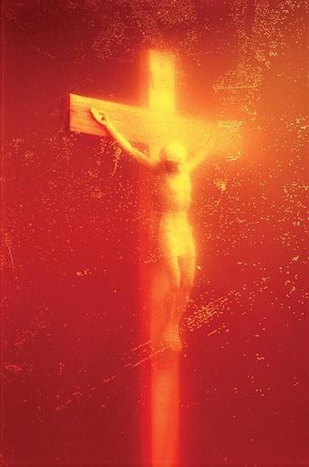 Andres Serrano, Piss Christ, 1987 artworks