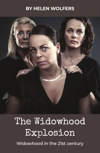 The Widowhood Explosion, book printing on demand melbourne, self publishing