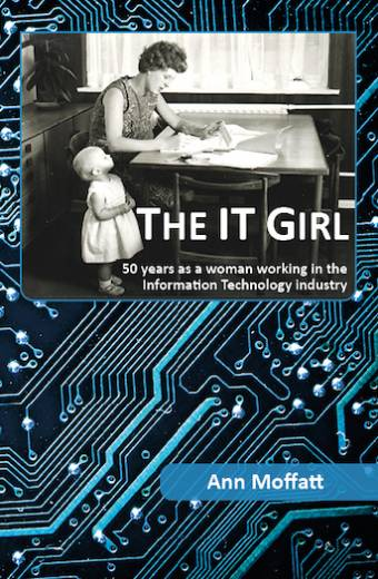 Ann Moffat, The IT Girl, book printing on demand melbourne, self publishing