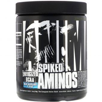 Animal Spiked Amino Usa 210g