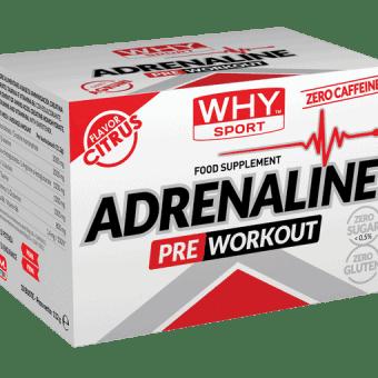 ADRENALINE (PRE WORKOUT)