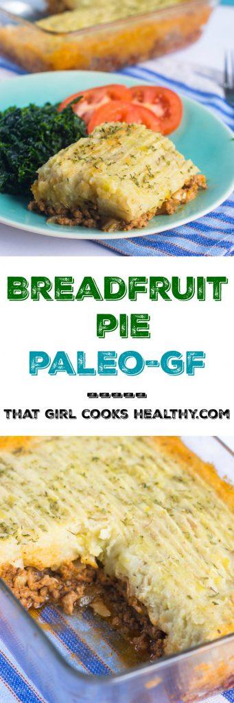 Breadfruit-pin