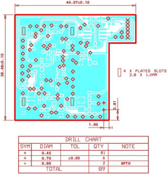 Drill Map 2