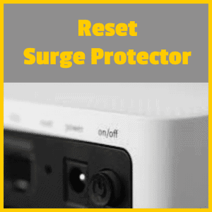 Reset Surge Protector