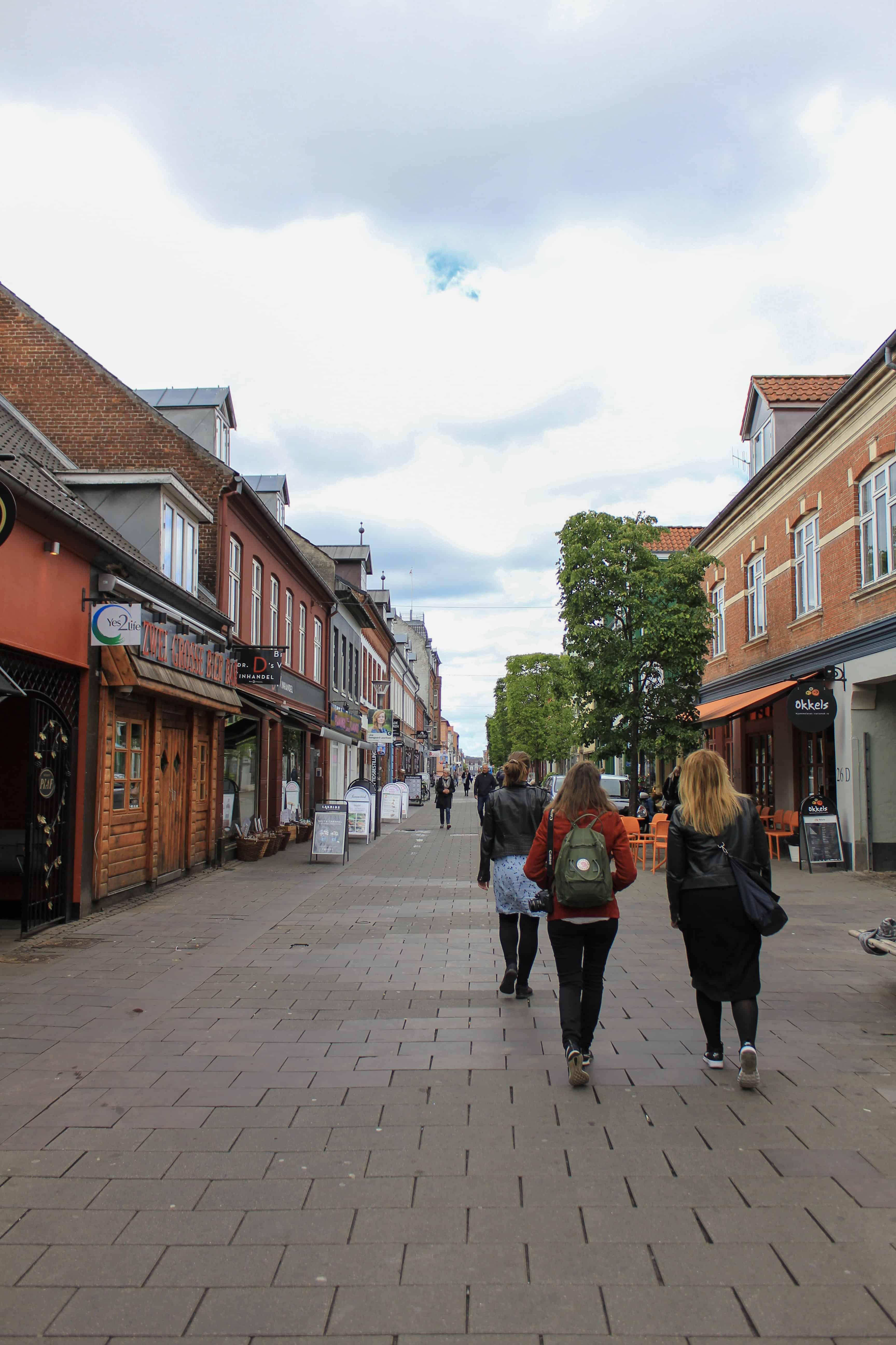 Weekendtur til Silkeborg i Danmark. 5 ting å få med seg på en helgetur til Silkeborg. Shopping i Silkeborg