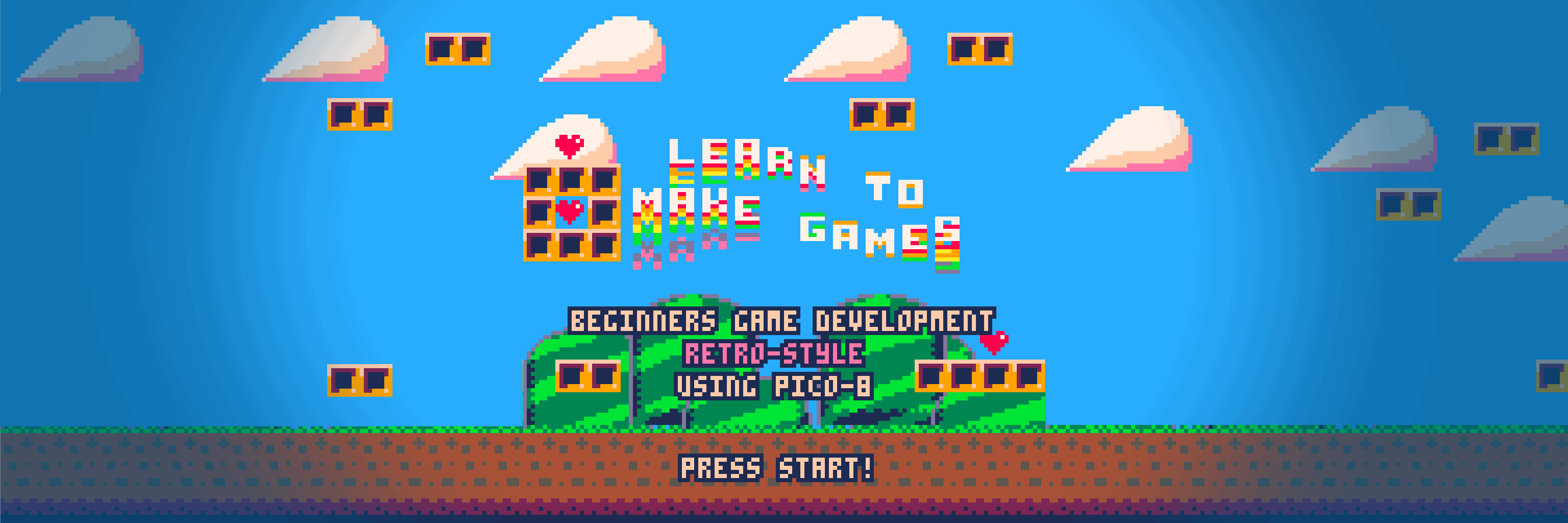 Beginners Game Development with PICO-8