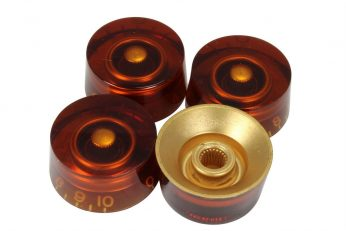 Amber speed knobs