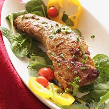 Pork Tenderloin   One Dish Kitchen