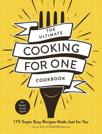 Ultimate Cooking for One Cookbook