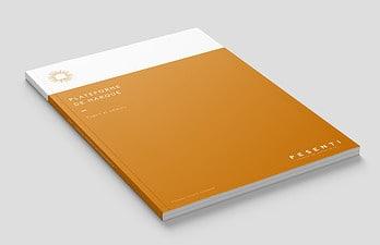 brochure - brand content - plateforme de marque - branding