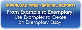 Learn how to use sample essays to create an exemplary essay of your own!