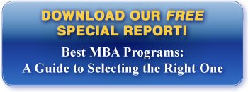 Best MBA program CTA