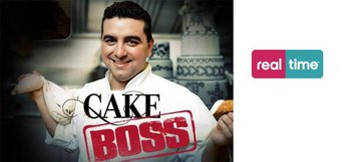 """Al via questa sera i nuovi episodi de """"Il boss delle torte"""" con Buddy Valastro su Real Time   Digitale terrestre: Dtti.it"""