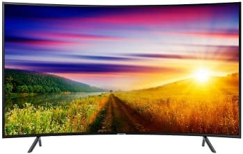 Análisis TV Samsung curvo NU7305