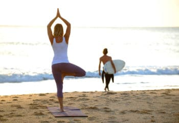 Top 10 Surf & Yoga Camps und Hotels