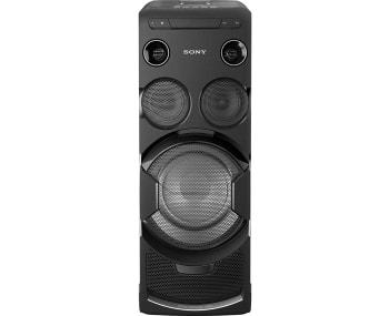 Análisis y opinion Sony MHC-V77DW