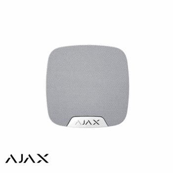 Ajax draadloze binnensirene wit