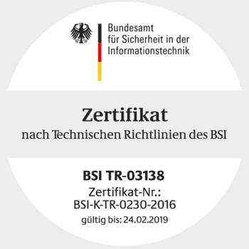 BSI TR RESISCAN 03138