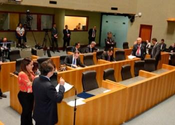 Votação no Plenário da Ales - Foto: Tonico/Ales