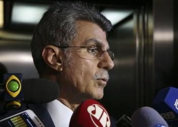 Senador Romero Jucá protocola parecer favorável ao PLC 77/2018 (Valter Campanato/Agência Brasil)