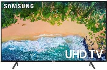Samsung NU7105 2018