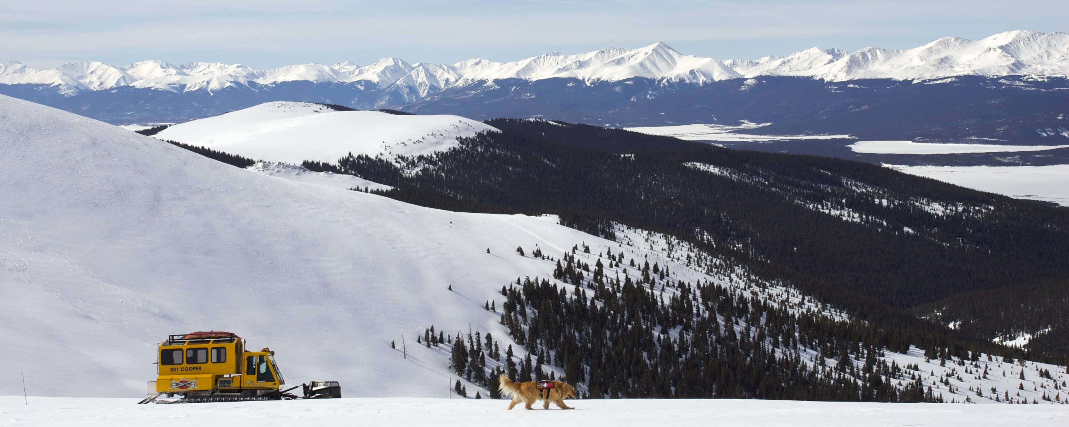 Looking for an affordable ski trip? Check out the Colorado Gems Resorts: Cooper Ski Area