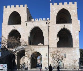 Valencia - Porta