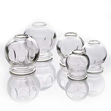 Glass Cupping Set