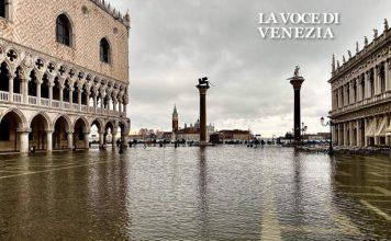 Venezia, emergenza climatica parlamento europeo