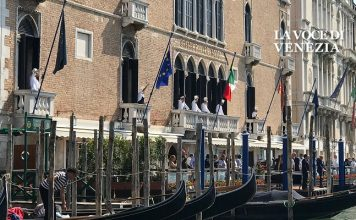Venezia, la riapertura del Gritti. [Fotonotizia]