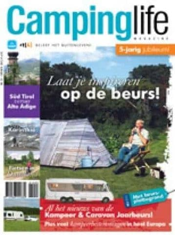 CAMPINGGIDSEN HANDIGE KAMPEERSPULLEN  Alle tijdschriften over kamperen op een rij. Welke moet je lezen?