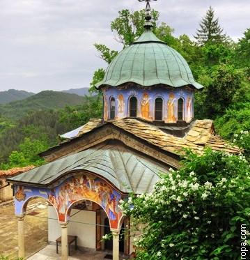 Monasterio ortodoxo de Sokolski