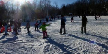 Belleayre is a fun place to ski with kids in upstate new york