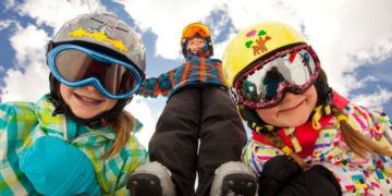 Kids ski free at aspen snowmass