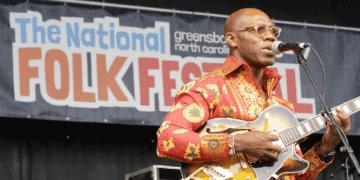 The world folk festival in greensboro, north carolina