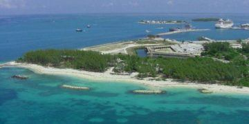 Fort zachary taylor in the florida keys