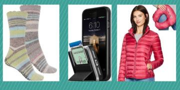 18 gift ideas for the travelers in your life. #christmas #gift #ideas #moms #dads